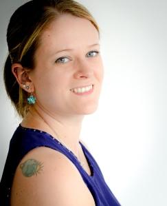 Suzie Side Tattoo 1